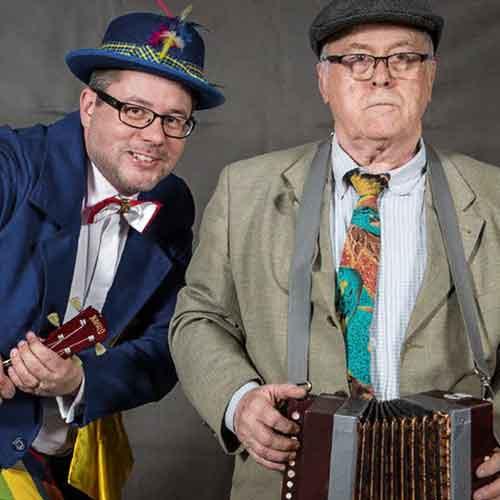 Die Kegelbrüder Marc & Dieter Lehwald